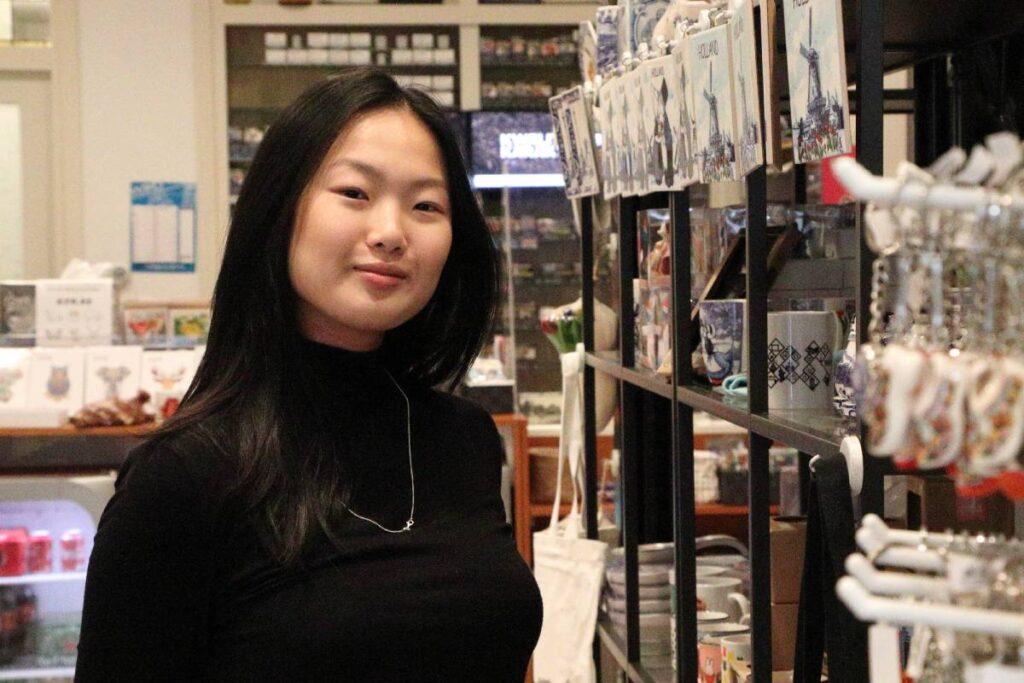 Sayenna Chiang - cadeauwinkel Winsa Voorstraat