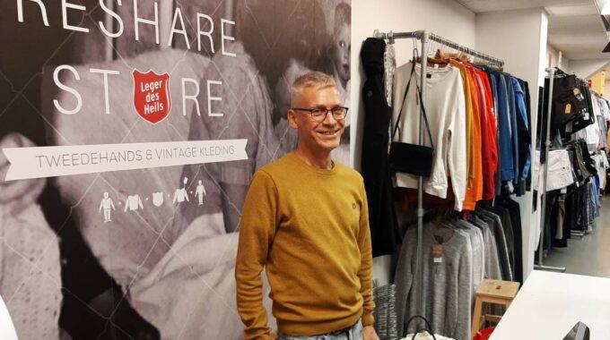 ReShare Store Dordrecht tweedehands vintage Jacek