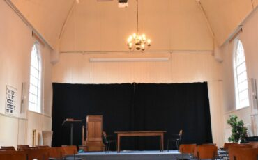 Binnenkijker Ericakerk