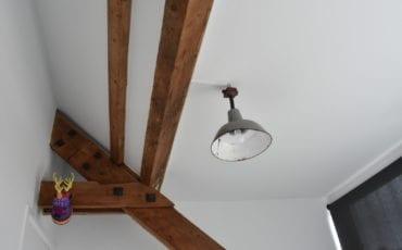 Lamp oude kazerne