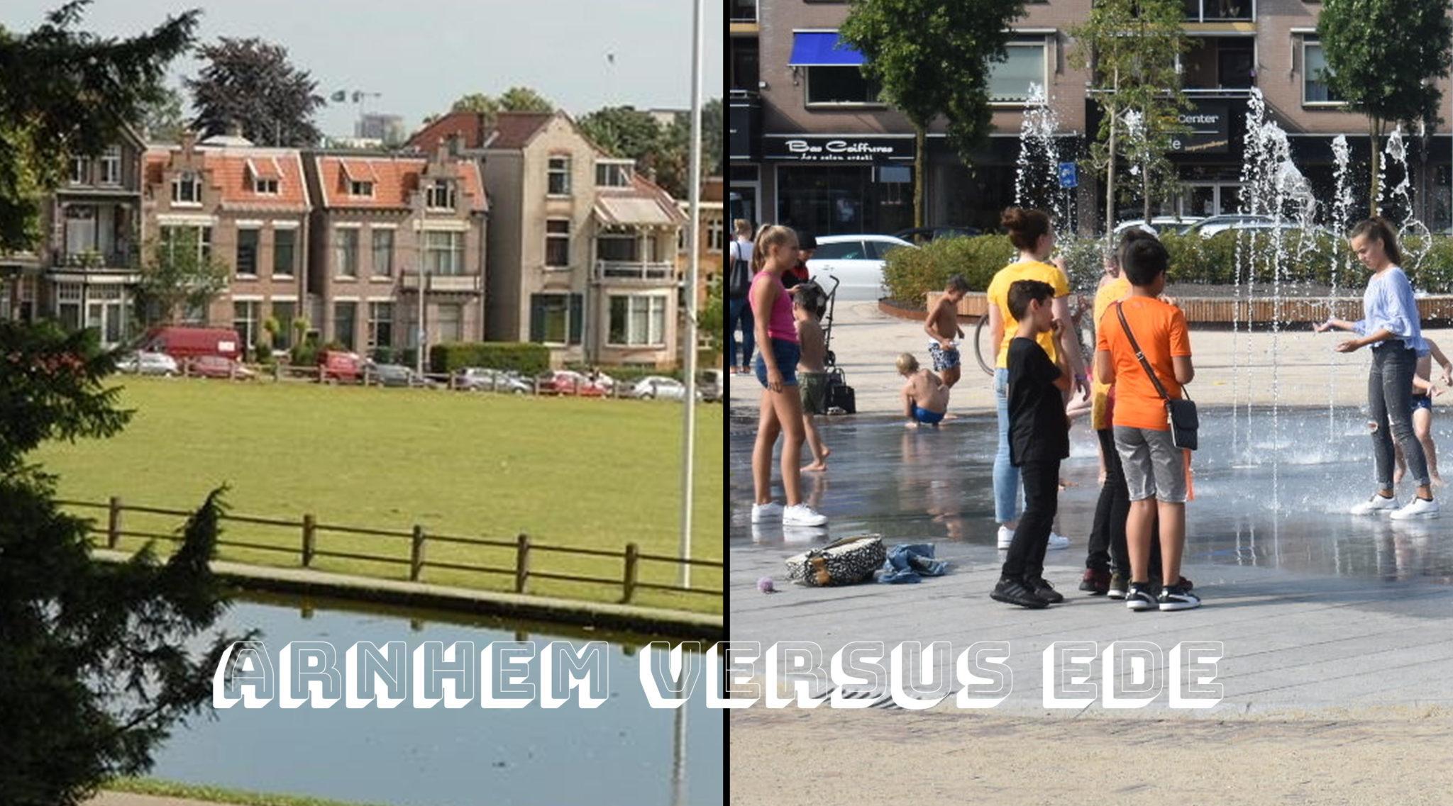 Arnhem versus Ede