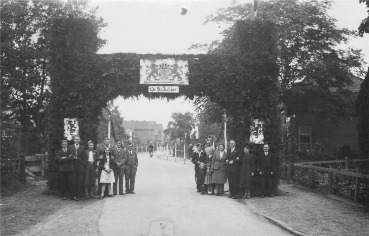 Bevrijding 1945 Kolkakker