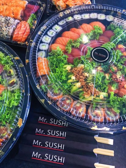 Mr Sushi Ede