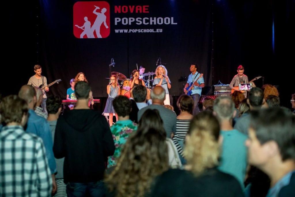 Novae Popschool Ede
