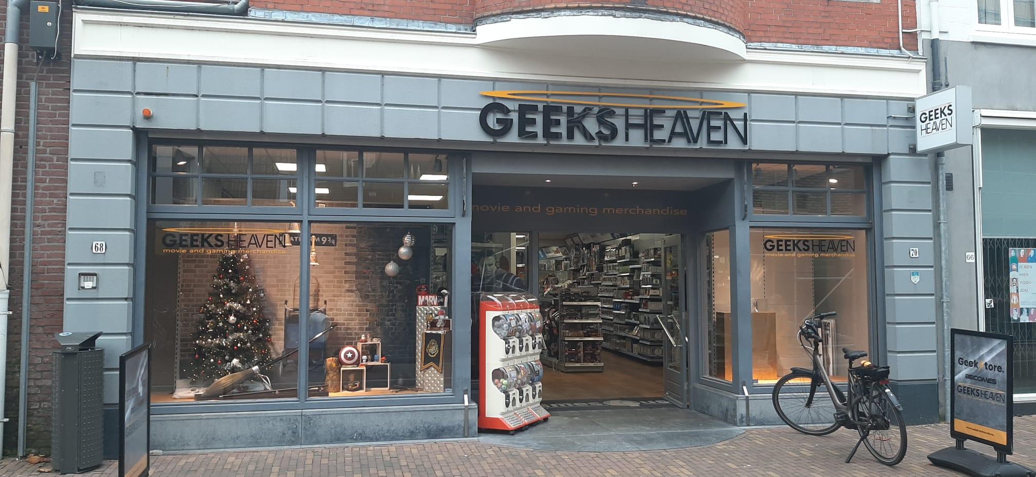 Geeksheaven