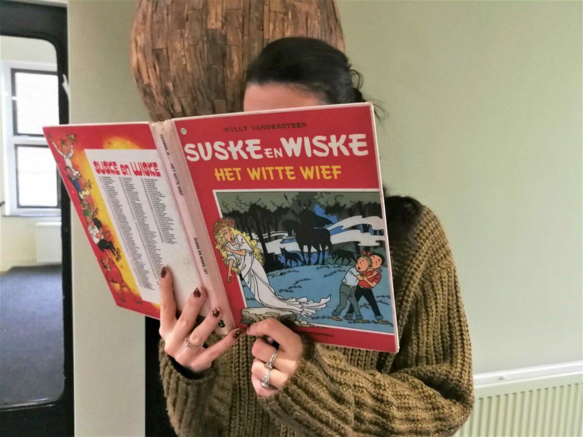 Suske & Wiske Ede