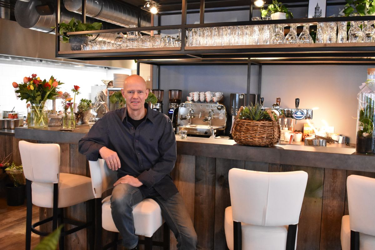 Arno Kleijer van bij de Toren, eten en drinken