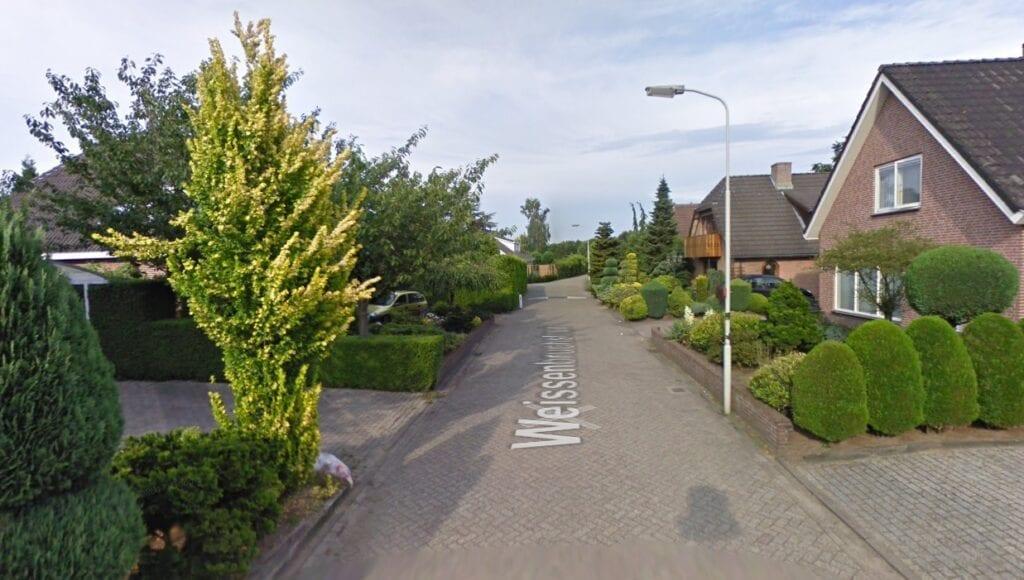 Weissenbruchstraat
