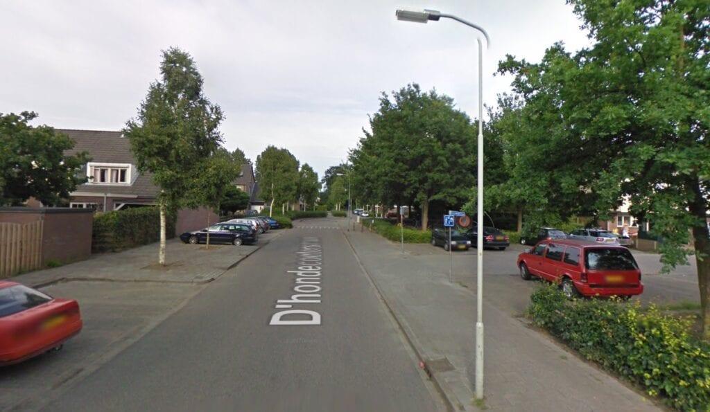 D'Hondecoeterstraat