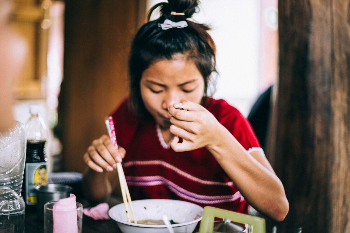 Chinees Aziatisch eten