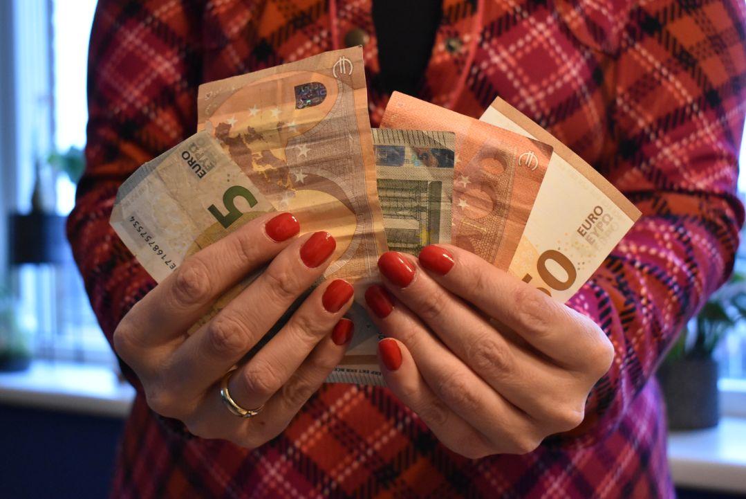 Geld rijk