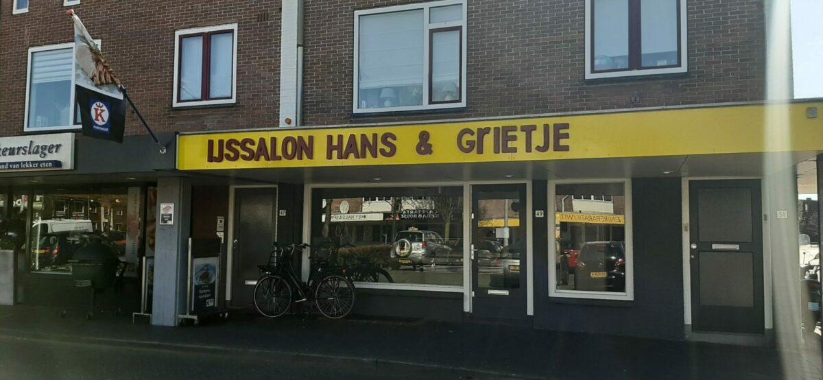 IJssalon Hans & Grietje