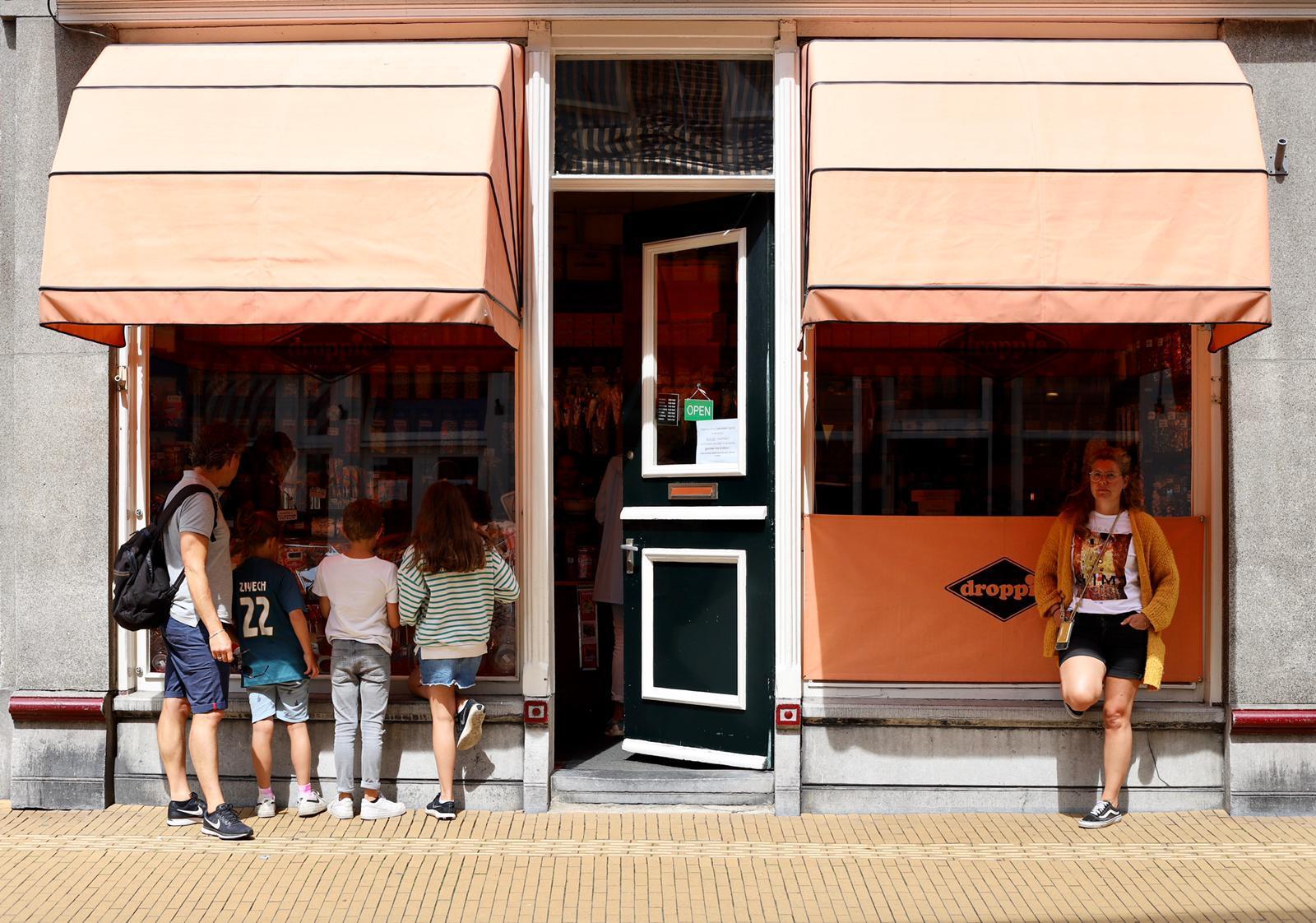 Dropjeswinkel Groningen