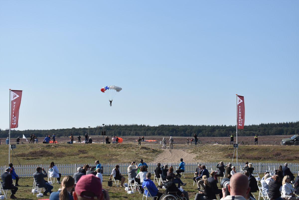 Airborne herdenking Ede 2020