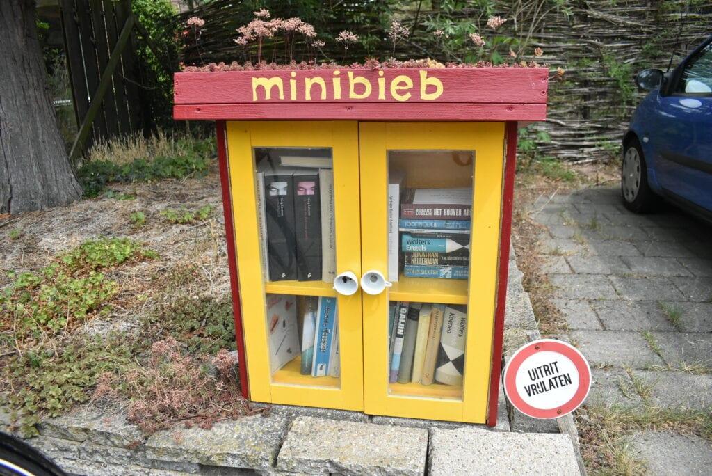 Minibieb Ingrid