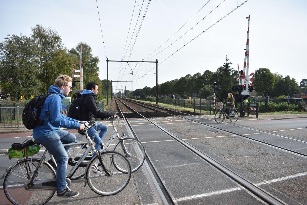 Spoorwegovergang Kerkweg