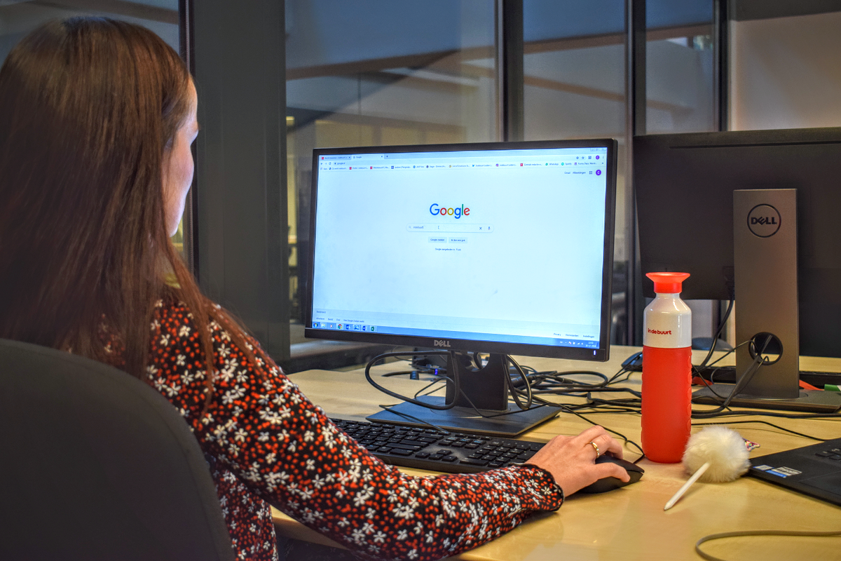 Werken vacatures Google medewerker