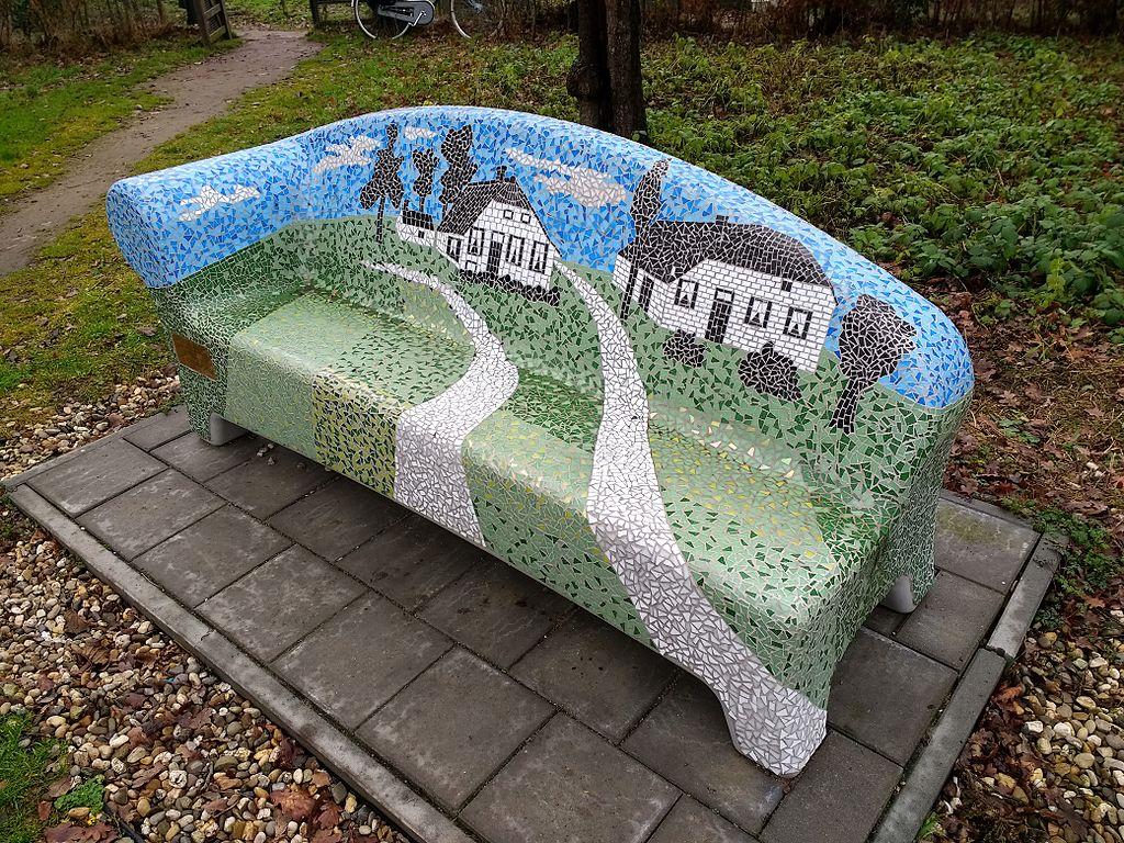 Social sofa Inschoterweg