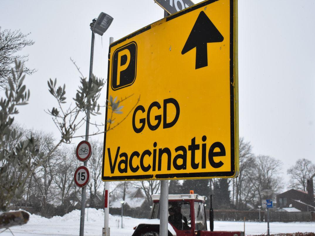 GGD Vaccinatie
