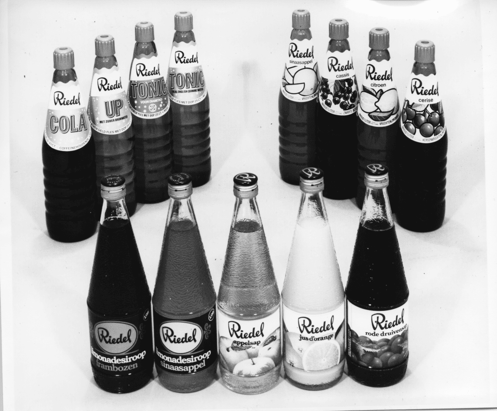 Drankjes Riedel