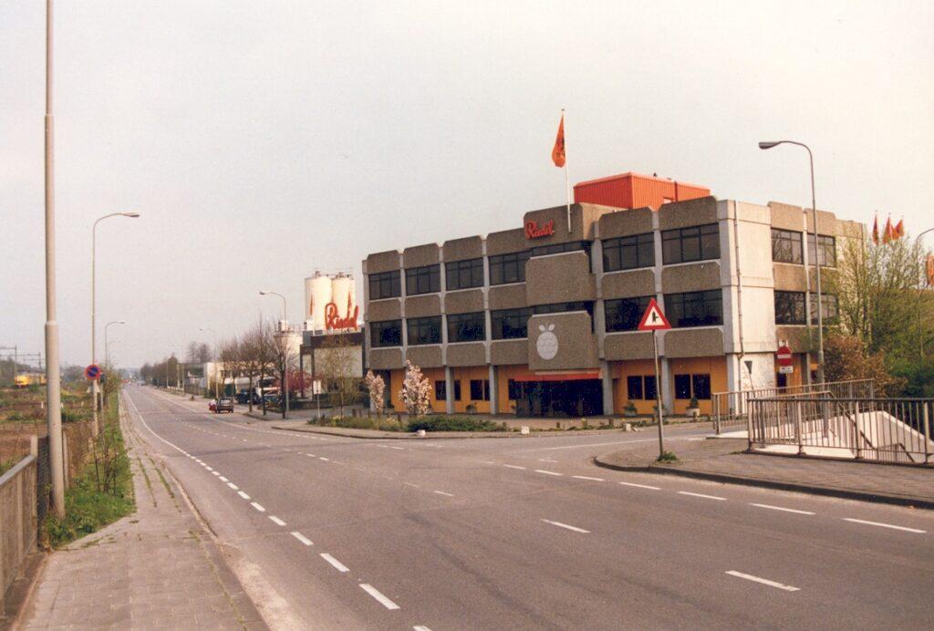 Riedel in 1989