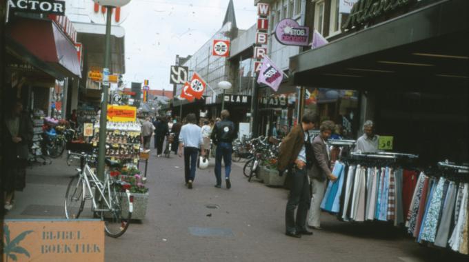 Grotestraat vroeger