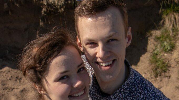 Jonathan en Margriet