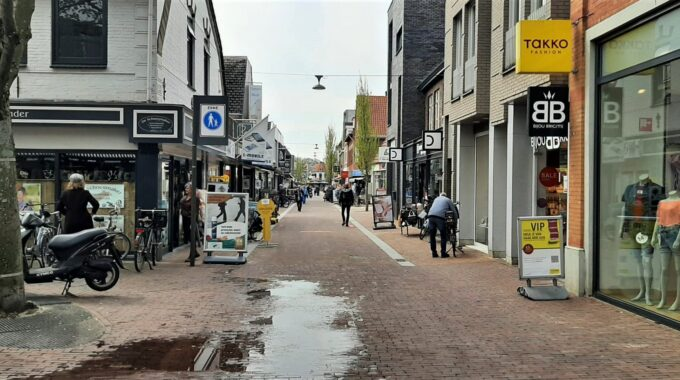 Centrum Ede Grotestraat