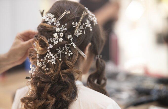 Bruidskapsel Ede