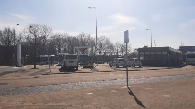 Busstation Ede-Wageningen