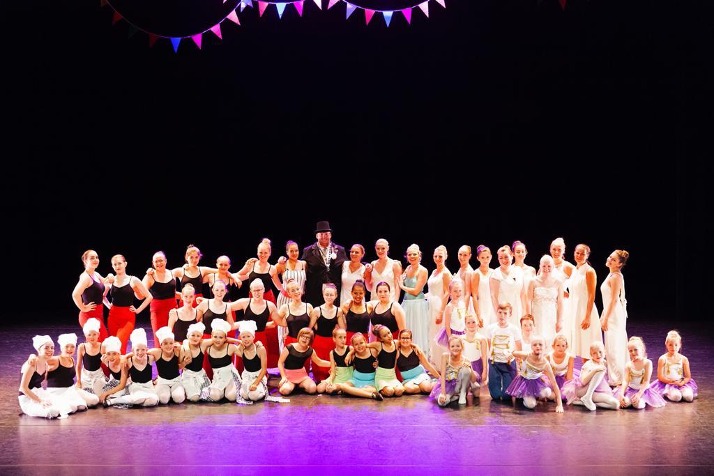 Balletschool Barbara Bunskoek