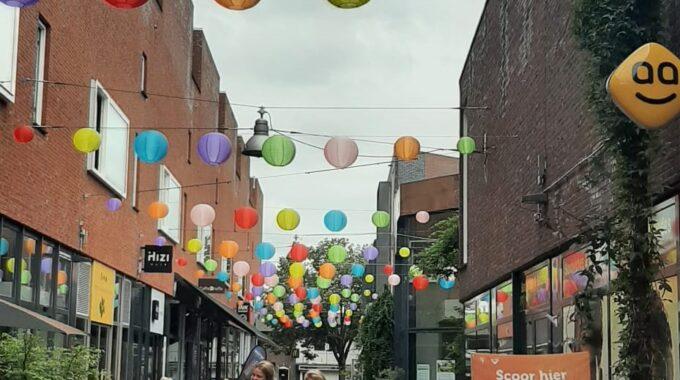 Ballonnen Vendelstraat