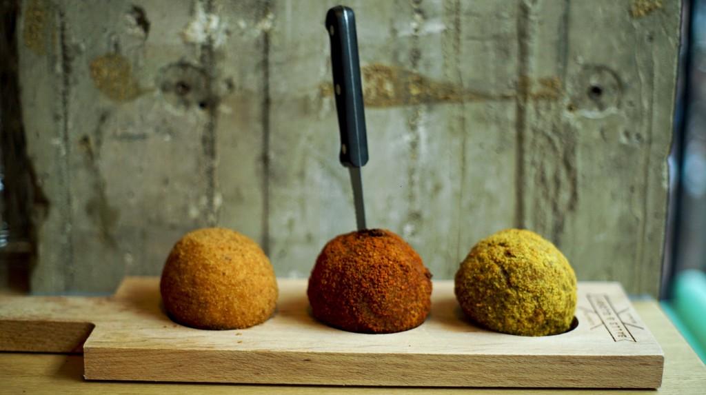 Restaurant Balls & Glory goedkoop eten Eindhoven