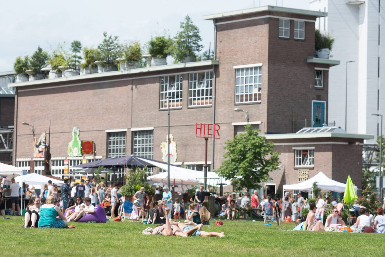 Ketelhuis Eindhoven zomer