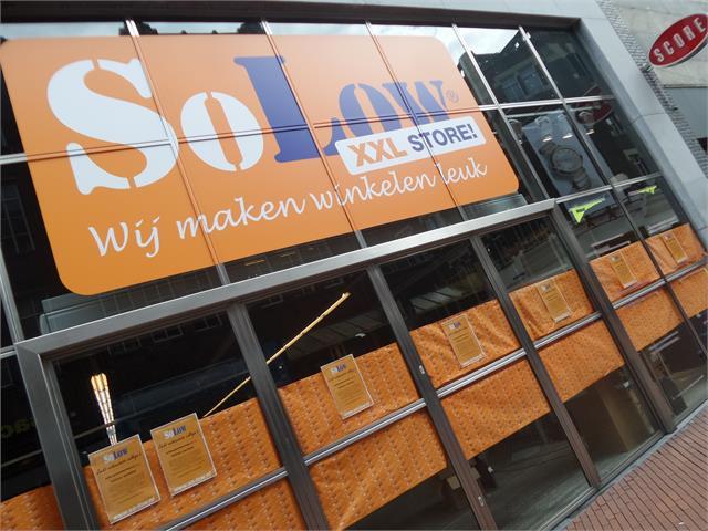 SoLow winkel Eindhoven