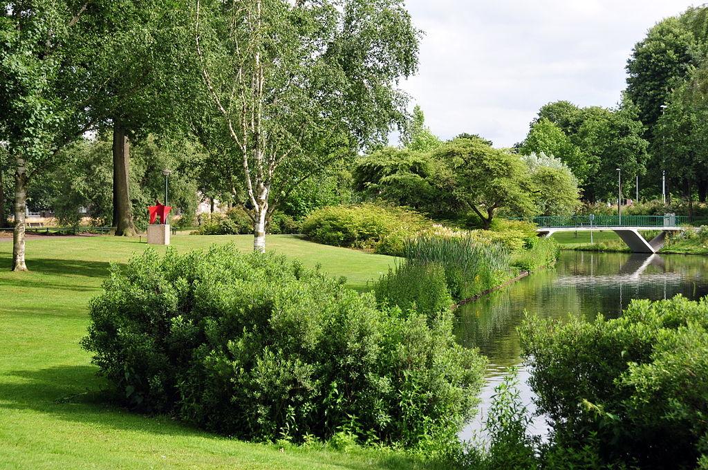Stadswandelpark Eindhoven