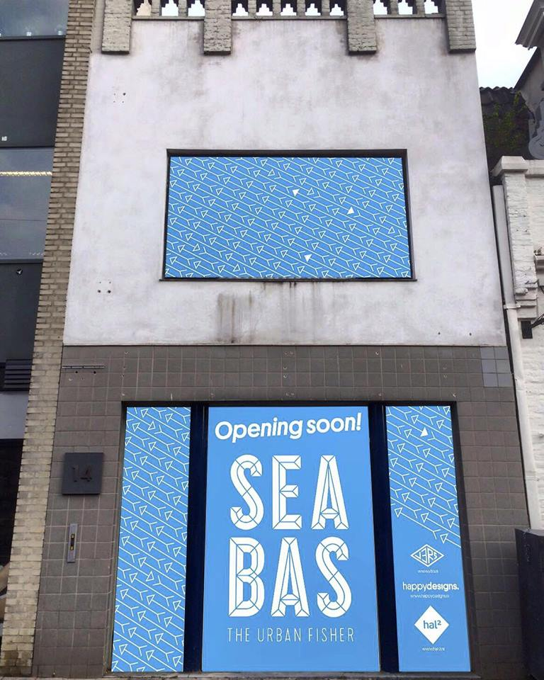 SeaBas, the urban fisher