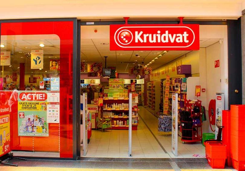 Gids drogisterij Kruidvat Eindhoven