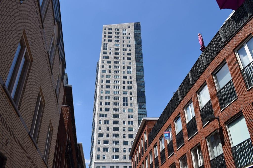 Admirant toren Eindhoven