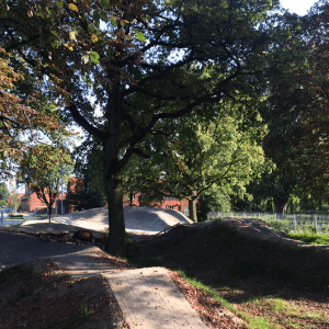 BMX playground