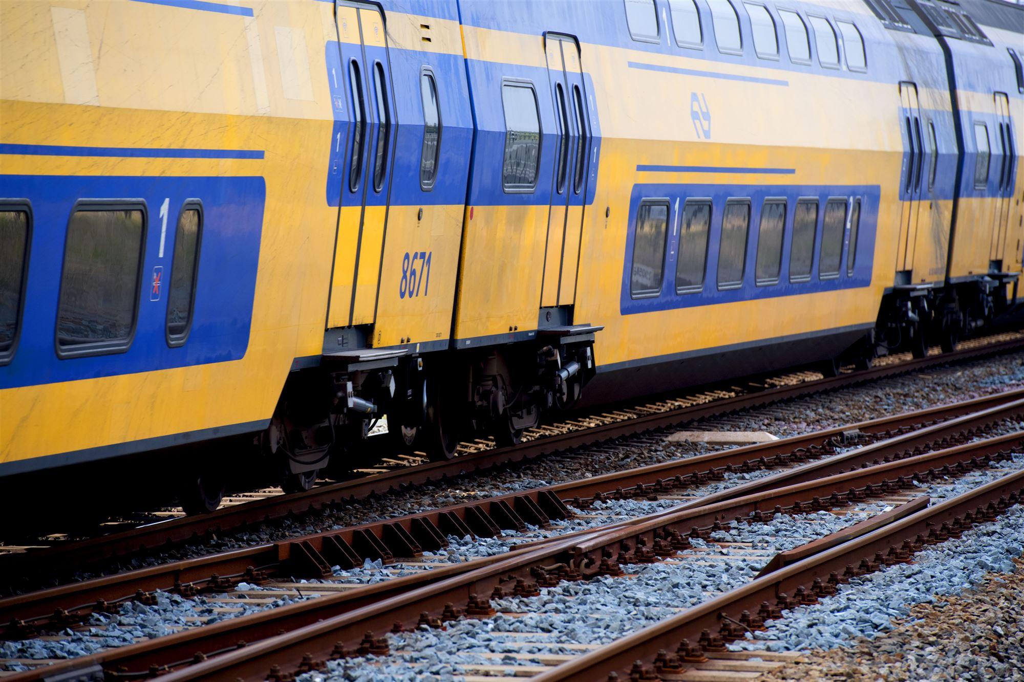 Trein Eindhoven-Venlo