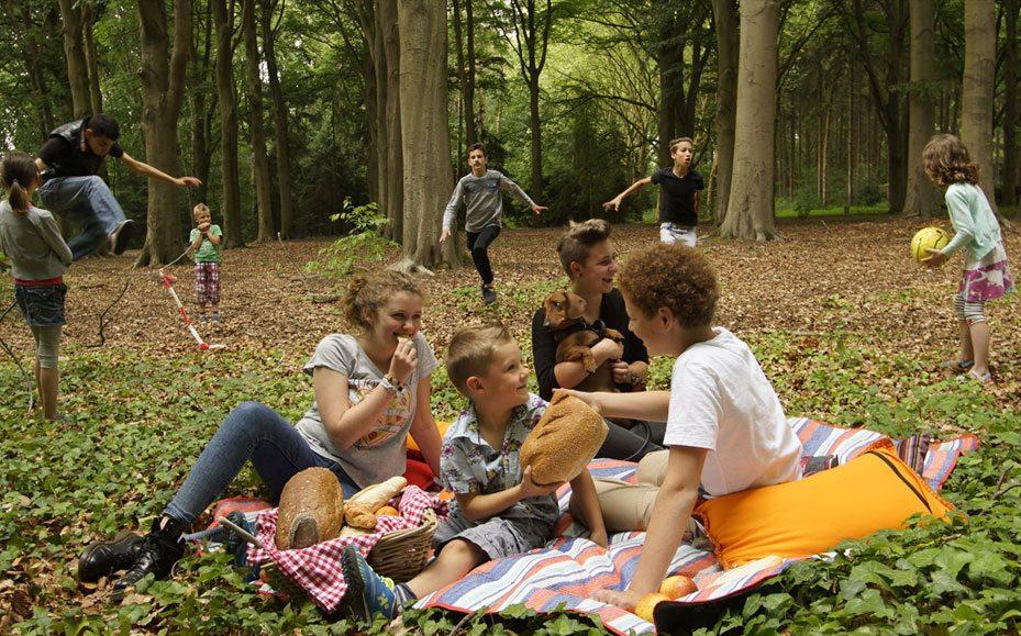 Picknick Eikenburg
