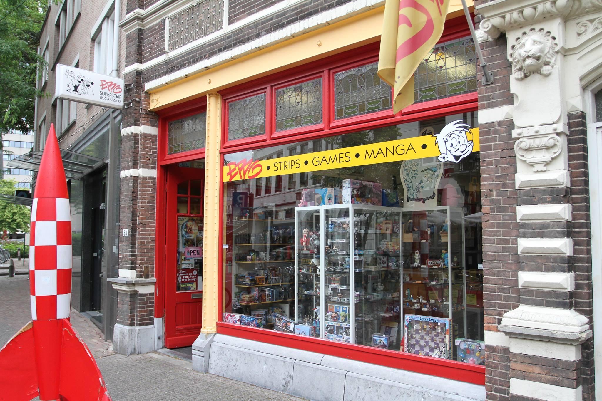 Cadeauwinkel Eindhoven