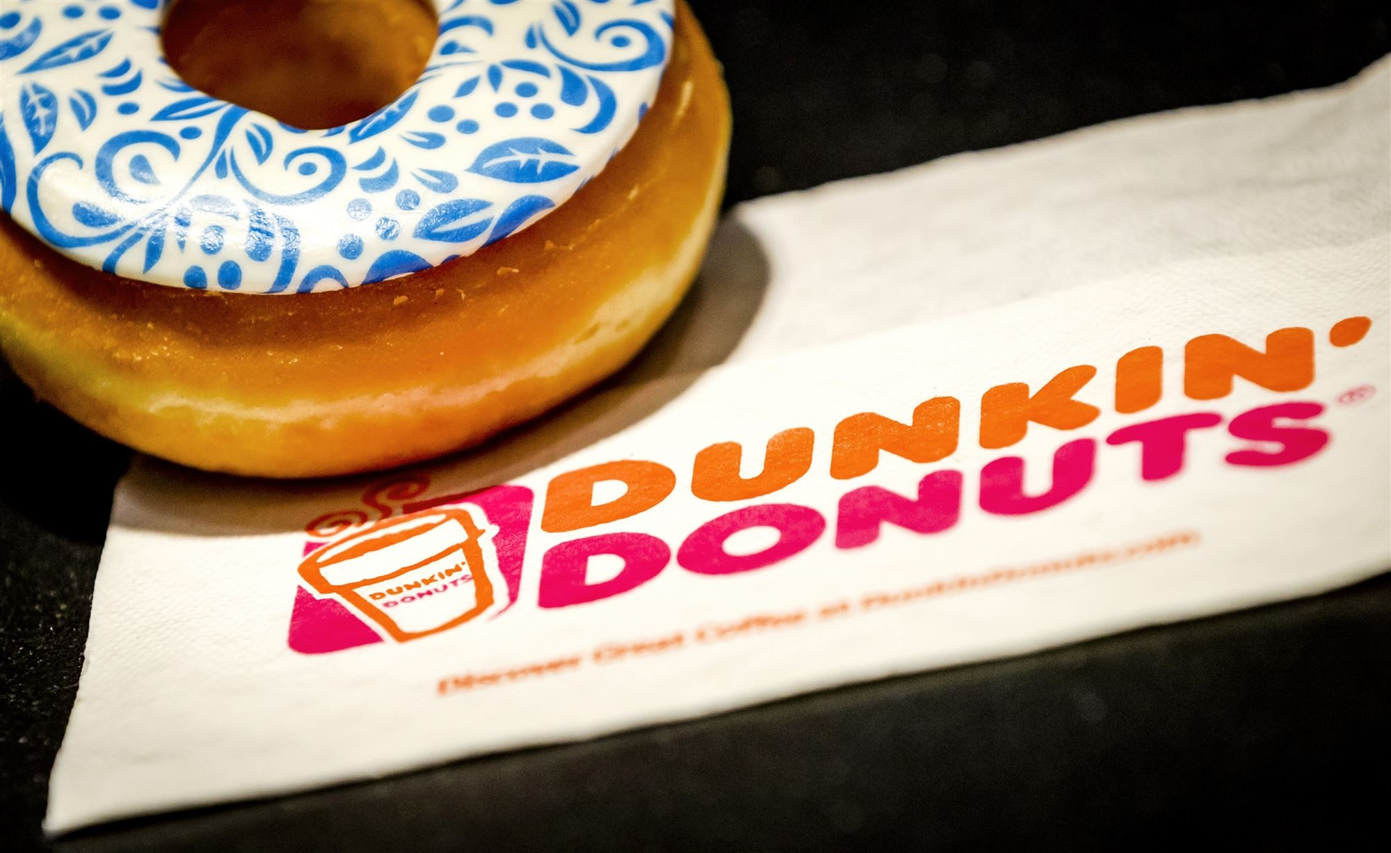 Dunkin donuts Eindhoven