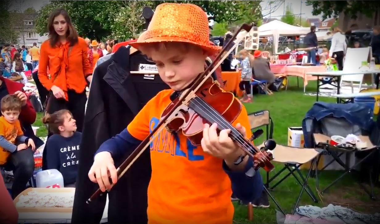 Muziek koningsdag Eindhoven