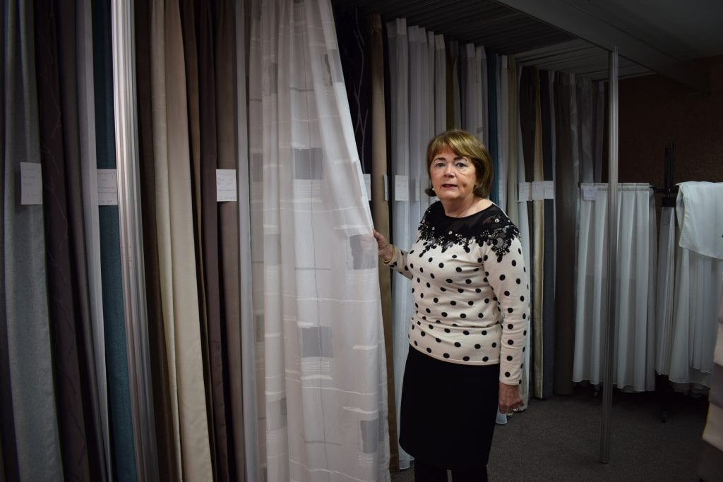 Lucky tapijten en gordijnen