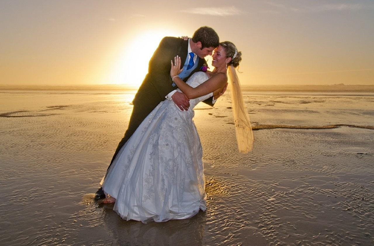 Bruiloft buitenland