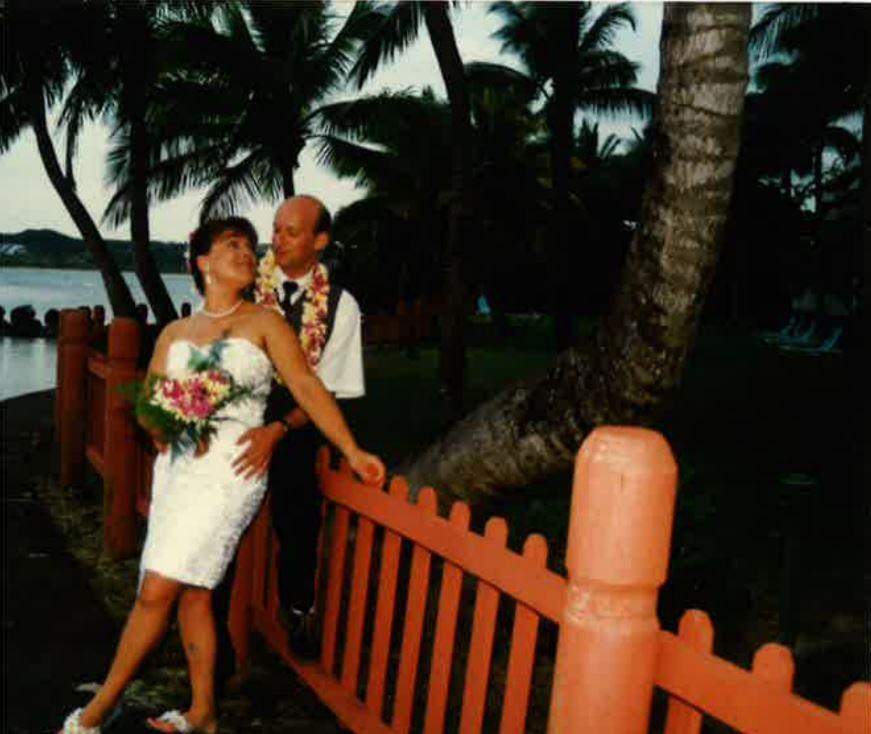 Bruiloft op Fiji