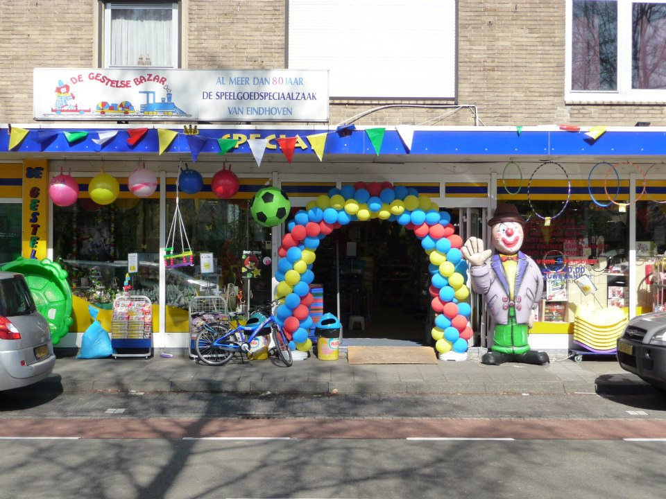 De Gestelse Bazar Eindhoven