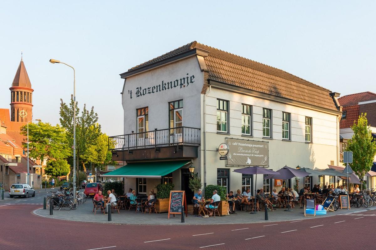 Café het Rozenknopje